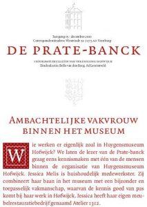 Artikel uit de Prate-Banck van vereniging Hofwijck